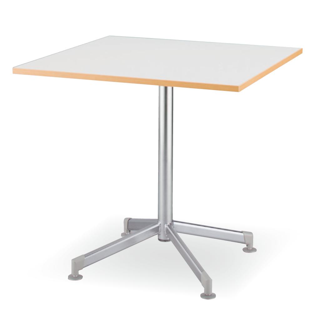 【送料無料】 ラウンジテーブル カフェテーブル テーブル 作業台 会議テーブル 会議用テーブル 商談 会議室 打ち合わせ 休憩室 リフレッシュテーブル ラウンジ エントランス オフィス家具 おしゃれ