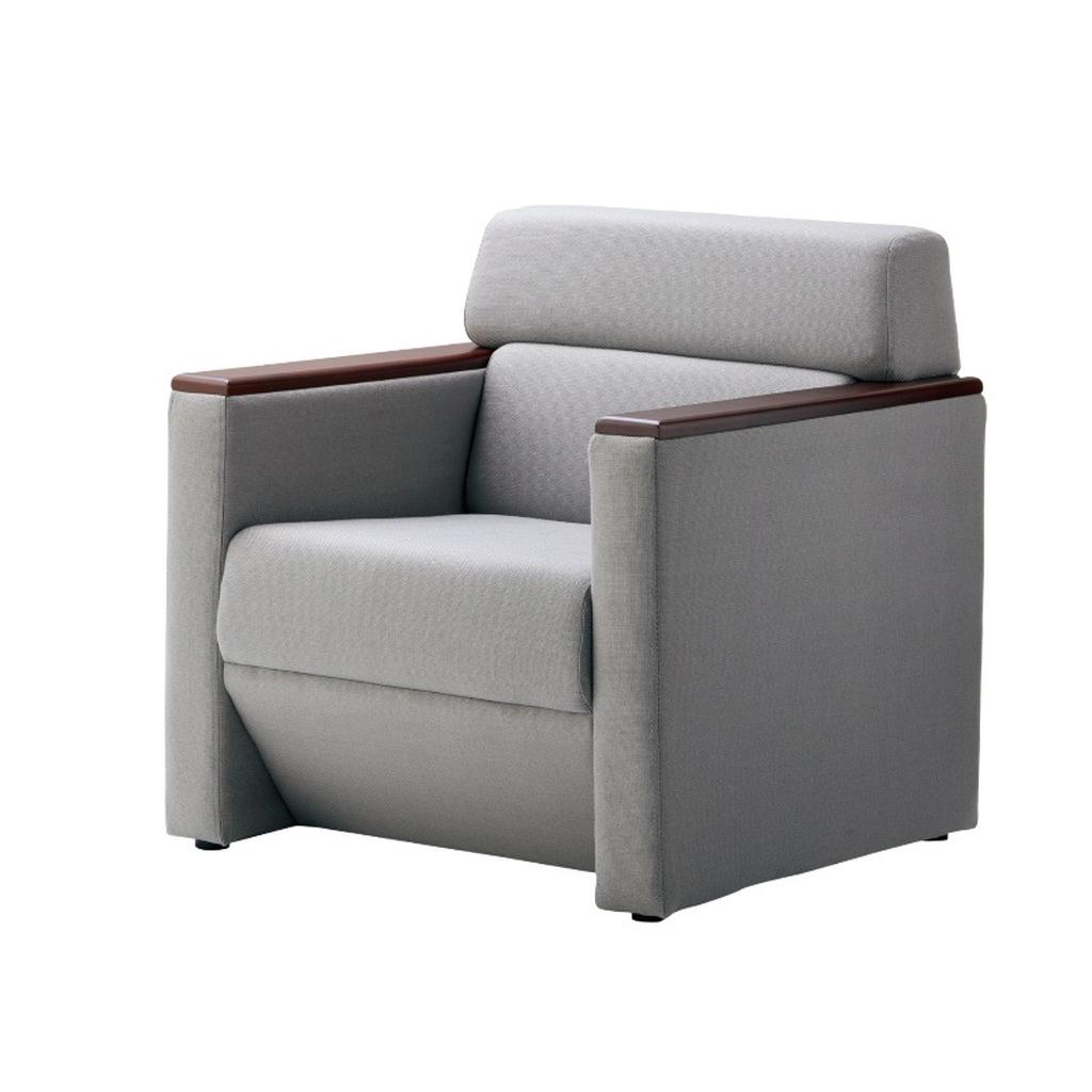 【法人様限定】応接ソファー 1人掛けソファー 高級感 1人用 肘付 応接椅子 応接室 業務用 ロビー ラウンジ 応接一式 応接テーブル 応接室用 応接ソファ R-CAS3291-1P