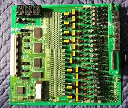 メーカー直売 NTTIX2-20SU- 1 完全送料無料 20スター多機能電話ユニット中古