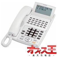NTTNX-(24)IPFSTEL-(1)(W)【新品】24ボタンスターISDN停電電話機
