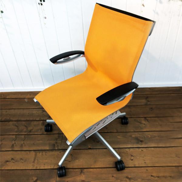 【送料無料】中古品 アクティナチェア ACTINA KOKUYO コクヨ パソコンチェア PCチェア デスクチェア ワークチェア イス 椅子 オフィスチェア