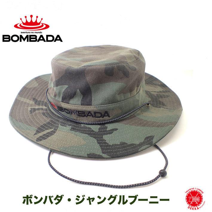 BOMBADA AGUA / ボンバダ アグア 【 BOMBADA Jungle Boonie / ボンバダ・ジャングルブーニー 】 ボンバダ テルさん