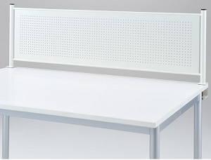 PB-H スチールデスクトップパネル[ホワイトグレー][W998×D50×H328mm][クランプタイプ]【お客様組立】各種デスク・テーブル向けの間仕切り,パーティション,ブラインド,衝立,スクリーン