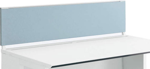 コクヨ iSデスク[アイエス] デスクトップパネル(フロントタイプ)[W2400×D24×H350mm][選べる張地カラー全6色(布張り)][画鋲使用可能][お客様取り付け](SDV-IS243□N)