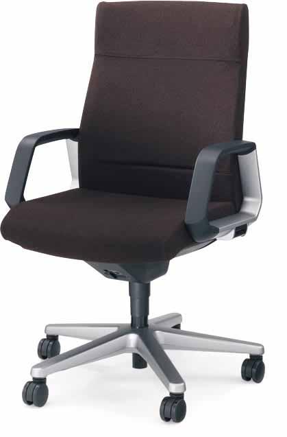 マネージメントチェアー 320シリーズ 【 スタンダードタイプ 】 【 ハイバック 】 【 サークル固定肘 】 【 選べる張地カラー 全6色 】 【 選べるキャスタータイプ 】 【 受注生産 】 椅子 MANAGEMENT CHAIR 320 SERIES PCチェア パソコンチェア OAチェア
