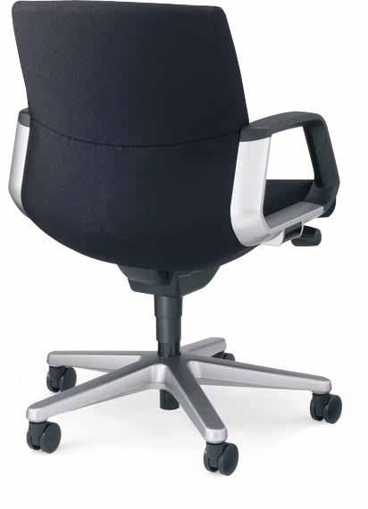 マネージメントチェアー 320シリーズ 【 スタンダードタイプ 】 【 ローバック 】 【 サークル固定肘 】 【 選べる張地カラー 全6色 】 【 選べるキャスタータイプ 】 【 受注生産 】 椅子 MANAGEMENT CHAIR 320 SERIES PCチェア パソコンチェア OAチェア