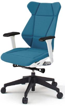 フリップフラップ(FLIP FLAP)チェア[ハイバック][ベースカラーTW]アジャストアーム(可動肘)付][選べる全10色][樹脂脚]オフィス,SOHO,役員室,会議室,研究室,設計事務所,IT企業,書斎向け