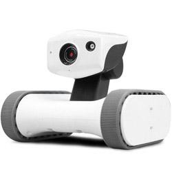 アボットライリー RILEY-17[appbot RILEY]リアルタイムでモニタリング可能なホームセキュリティロボット[侵入者検知][動き感知自動録画][赤外線夜間監視][両方向音声対話][充電アイコン][キャプチャ/映像録画][起き上がり機能付][リアルタイム遠隔操作][顔検出機能付]