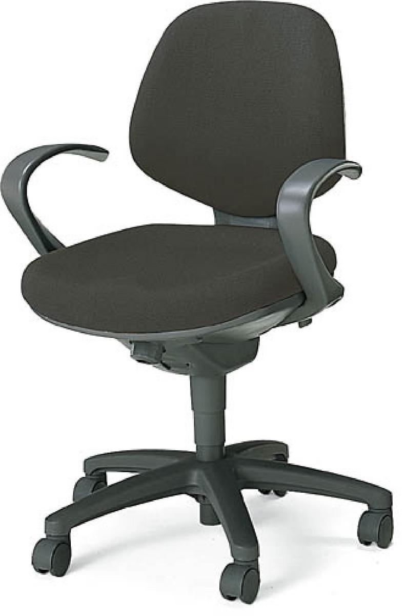 バイオテックチェアー3 【 ローバック 】 【 スタンダードタイプ 】 【 L型肘 固定肘 】 【 選べる張地カラー 全11色 布張り 】 【 選べるキャスター 】 事務椅子 オフィスチェア パソコンチェア OAチェア PCチェア デスクチェア コクヨチェア BIO-TECH CHAIR 3