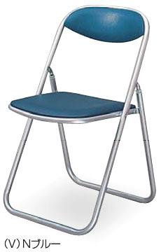 カルーナ(R) CAL60N-V 折りたたみチェア[1脚][選べる全3色][スライド折りたたみ機構付][クッション:ウレタンフォーム]工場,オフィス,病院,医療福祉施設,SOHO,学校,塾,公共施設向け