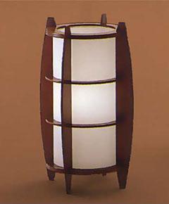 テーブルスタンド F3098 【 Wood ( S ) ウッド S 】 【 E26 普通球 60W 】 【 ホワイト色 】 【 H450×WΦ280 】 【 中間スイッチ付き 】 【 省エネ 】 デスクスタンド 卓上スタンドライト dcs デザイン照明