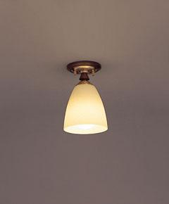 シーリングLEDランプ G0069LE 【 sempy-LED センプ 】 【 E26 電球型LEDランプ LDA8L 消費電力 7.8W 】 【 ダークブラウン色 】 【 H247×W163×D163 】 【 取付簡易型 直結タイプ 】 【 省エネ 】  dcs デザイン照明
