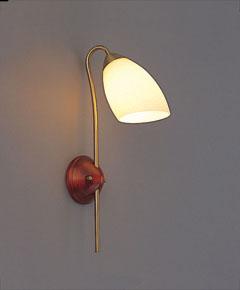 LED照明 ブラケットライト B1021LE  【 gemmy-LED ジェミィー 】 【 E17 LED電球 3.7W×1 電球色 】 【 ワインカラー色 】 【 H445×W105×D210 】 【 省エネ 】 壁面取付照明 壁掛け取付照明  dcs デザイン照明