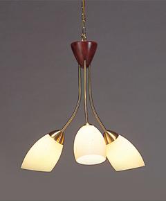 ペンダント照明 P4081LE 【 gemmy-LED ジェミィー 】 【 E17 電球型LEDランプ LDA6L×3 消費電力 17.1W 】 【 ワインカラーン色 】 【 H550~1200×W490×D490 】 【 省エネ 】  dcs デザイン照明