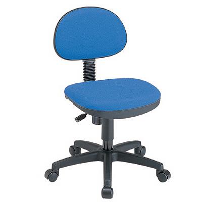 ナカバヤシ OHチェア【学校環境衛生の基準に適合】【シックハウス症候群対策チェア】【肘なし】【組立家具】回転椅子