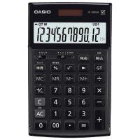 本格実務電卓 JS-20WK-MBK-N ブラック
