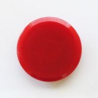 カラーマグネット MR-40 赤 10個 安心の定価販売 世界の人気ブランド 40mm