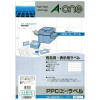 新品■送料無料■ メーカー直送 PPCラベル 28265 B4 100枚 20面R