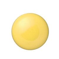 カラーマグネット 日本 20mm黄 B161J-Y 豪華な 10個