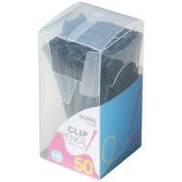 ファッション通販 クリップ付ペンシル50本入 定価 DA-488-D 黒