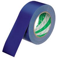 出色 ストアー カラー布テープ 102N-50 50mm×25m 青