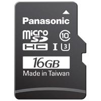 microSDHCカード 16GB RP-SMGB16GJK