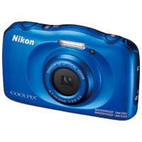 デジタルカメラ COOLPIX W100BL ブルー