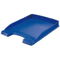 ライツ レタートレー 人気急上昇 スリム 安全 ブルー
