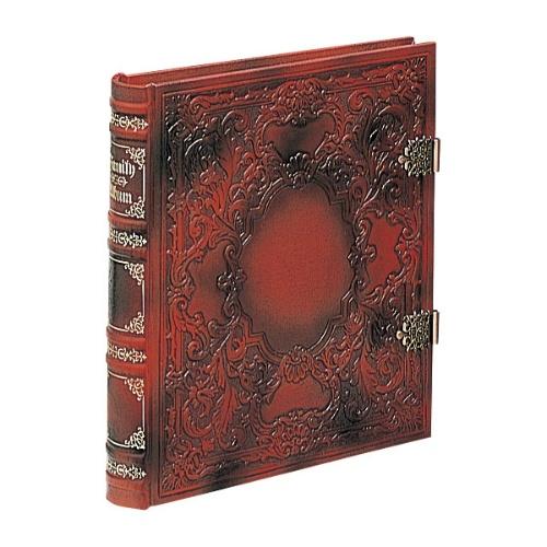 【ナカバヤシ】 Digioブック式フリーアルバム バッキンガム アH-GL-1501-R レッド 【アルバム】 【フリー台紙アルバム(差替式)】