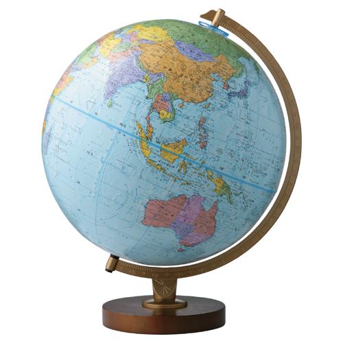 【J299095】【リプルーグル・グローブス・ジャパン】地球儀 30573 エンデバー型【地球儀】