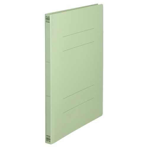 【個別送料】【J-340048】【プラス】フラットファイル樹脂 021N A4S 緑 300冊【ファイル】