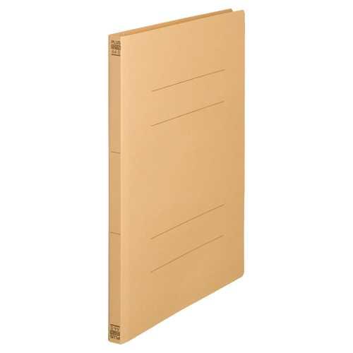 【個別送料】【J-340049】【プラス】フラットファイル樹脂 021N A4S 黄 300冊【ファイル】