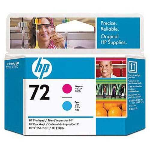 【J-367766】【HP】*プリントヘッドHP72マゼンタ/シアン【インクカートリッジ】