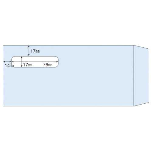 【個別送料】【J-187896】【ヒサゴ】窓付封筒 MF31T 給与明細書用 1000枚【コピー用紙】