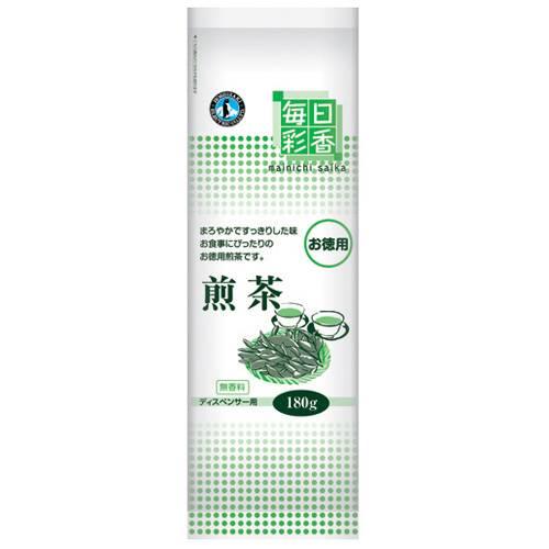 【J-359271】【ホシザキ】給茶機用パウダー茶 毎日彩香 お徳用煎茶【調理家電】