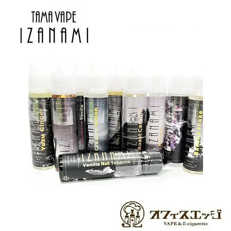 新味入荷 ライムメンソール Lime menthol TAMAVAPE IZANAMI 60ml 安心の定価販売 イザナミ 国産リキッド リキッド タール0 R-19 タマベイプ 電子タバコ ニコチン0 vape NEW ARRIVAL ベイプ