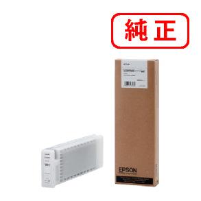 【純正インク】 SC3WW60 ホワイト EPSON エプソン 【沖縄・離島 お届け不可】