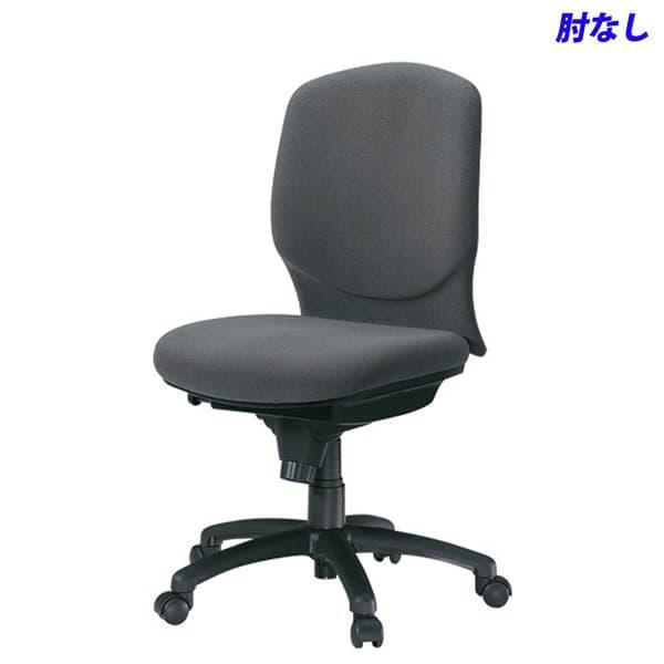 ジョインテックス 事務用チェア 肘なし グレー ZC02-C401J [灰色 いす オフィスチェア 事務用チェア オフィス用品 オフィス用 オフィス家具 チェア 椅子 イス 事務椅子 デスクチェア パソコンチェア]