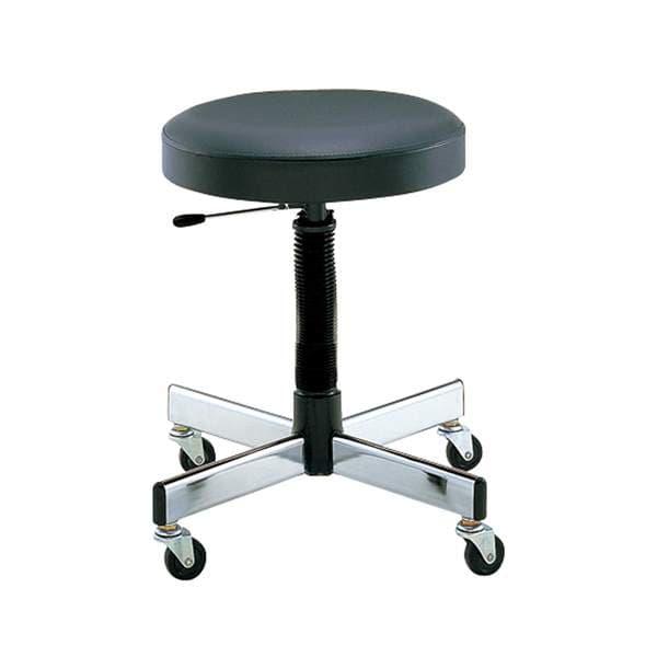 ジョインテックス キャスター付 作業チェア 丸椅子 RD-6L [黒色 オフィスチェア スツール 背もたれなし 事務用チェア オフィス用品 オフィス用 オフィス家具 チェア 椅子 イス 事務椅子 デスクチェア パソコンチェア]