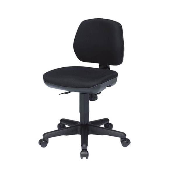 サンワサプライ OAチェア SNC-T145BK [黒色 いす オフィスチェア 事務用チェア オフィス用品 オフィス用 オフィス家具 チェア 椅子 イス 事務椅子 デスクチェア パソコンチェア]