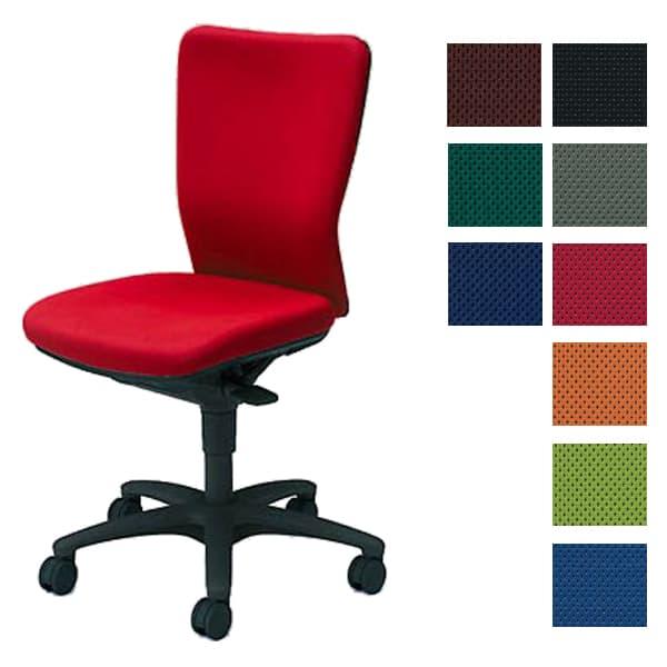 オカムラ チェア Carrozza(カロッツァ) ハイバック 肘なし ブラックシェル [黒色 いす オフィスチェア 事務用チェア オフィス用品 オフィス用 オフィス家具 チェア 椅子 イス 事務椅子 デスクチェア パソコンチェア]
