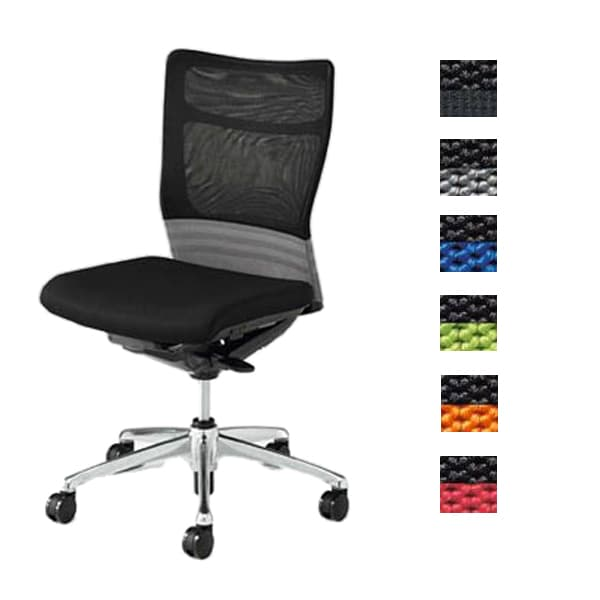 オカムラ チェア Feego mesh(フィーゴメッシュ) スタンダードタイプ 肘なし [オフィスチェア 事務用チェア オフィス用品 オフィス用 オフィス家具 チェア 椅子 イス 事務椅子 デスクチェア パソコンチェア 高機能]
