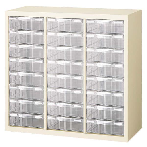 生興 A4判整理ケース 書庫内収納型 プラスチック引出し W777×D340×H750 A4G-P308L [本棚 収納家具 整理ケース オフィス家具 オフィス用 オフィス用品 オフィス収納]