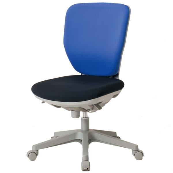 生興 ピエーノチェアー NXCシリーズ ツートンシートタイプ ハイバック 肘なし NXC-410F [オフィスチェア 事務用チェア オフィス用品 オフィス用 オフィス家具 チェア 椅子 イス 事務椅子 デスクチェア パソコンチェア 高機能]