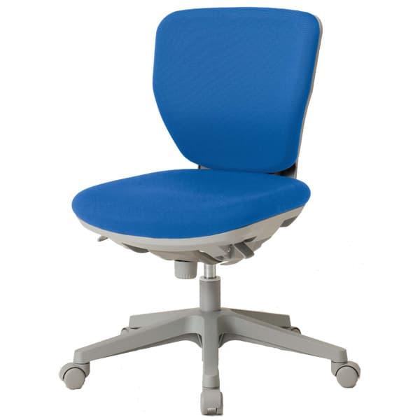 生興 ピエーノチェアー NXCシリーズ 単色シートタイプ ローバック 肘なし NXC-400SF [オフィスチェア 事務用チェア オフィス用品 オフィス用 オフィス家具 チェア 椅子 イス 事務椅子 デスクチェア パソコンチェア 高機能]
