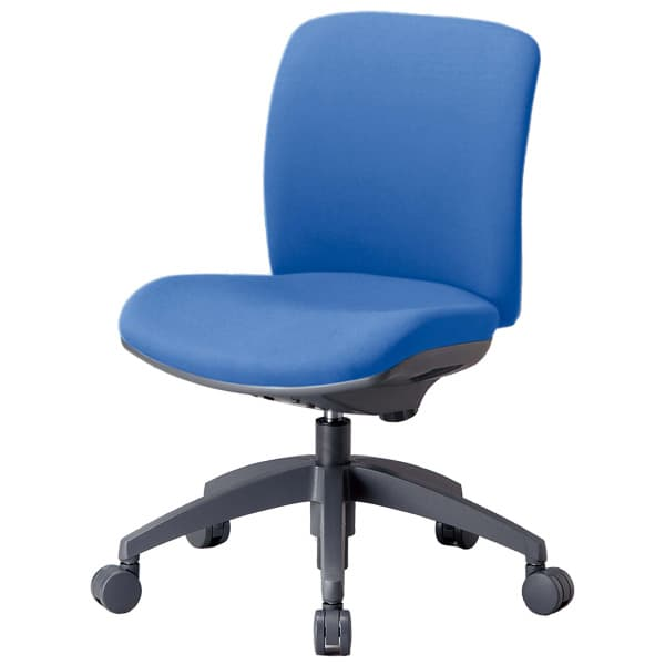 生興 OA-2100シリーズ 背ロッキングタイプ ローバック 肘なし OA-2105F [オフィスチェア 事務用チェア オフィス用品 オフィス用 オフィス家具 チェア 椅子 イス 事務椅子 デスクチェア パソコンチェア 高機能]