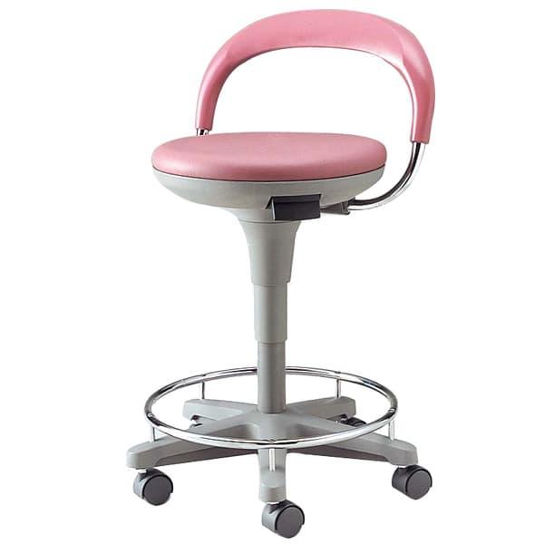 生興 作業用チェアー マルチスツール TSS-18RL [いす オフィスチェア スツール 背もたれなし 事務用チェア オフィス用品 オフィス用 オフィス家具 チェア 椅子 イス 事務椅子 デスクチェア パソコンチェア]