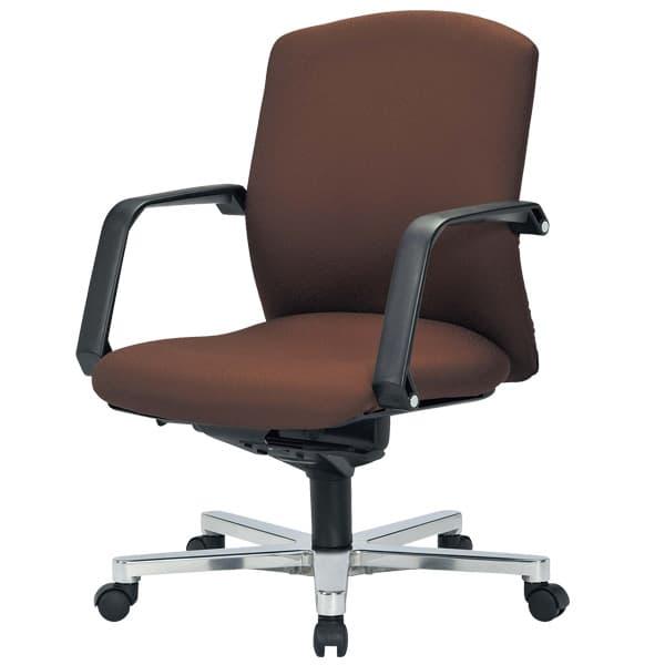 生興 エグゼクティブ用チェアー RA-6100シリーズ ローバック 布張り RA-6105F [オフィスチェア エグゼクティブチェア 事務用チェア オフィス用品 オフィス用 オフィス家具 チェア 椅子 イス 事務椅子 デスクチェア パソコンチェア]