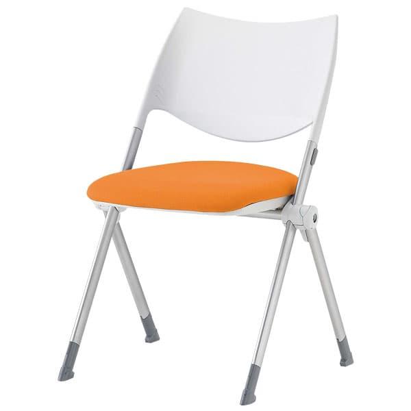 生興 ミーティングチェアー WSXシリーズ 肘なし 布張り WSX-02F [会議イス ミーティングチェア 学校 体育館 公民館 チェア いす 椅子 集会場 業務用 会議用椅子 会議椅子 会議室 オフィス家具 スタッキングチェア]