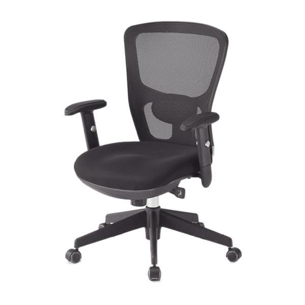 TOKIO FCM-5Aオフィスチェア 肘付 W650×D623×H940~1010(SH430~500)mm FCM-5A [オフィスチェア 事務用チェア オフィス用品 オフィス用 オフィス家具 チェア 椅子 イス 事務椅子 デスクチェア パソコンチェア]